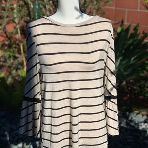 Olivia Blu striped Top
